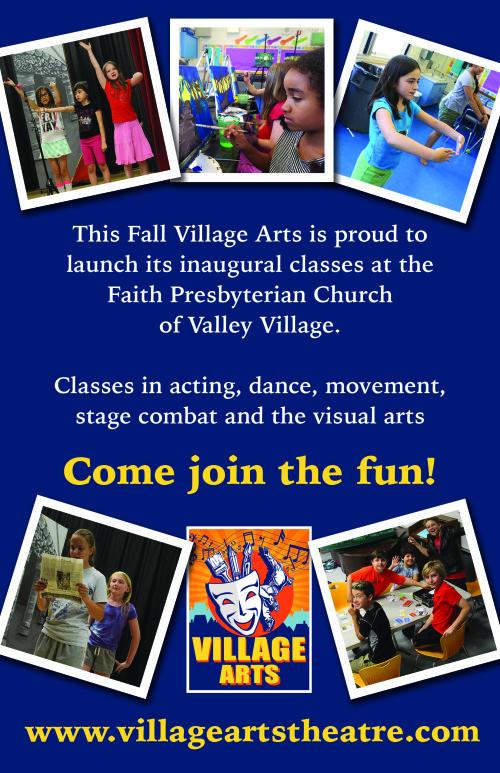 VA_Poster for Fall Classes