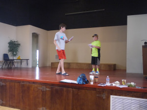 Pam's Drama Class - Middle school age